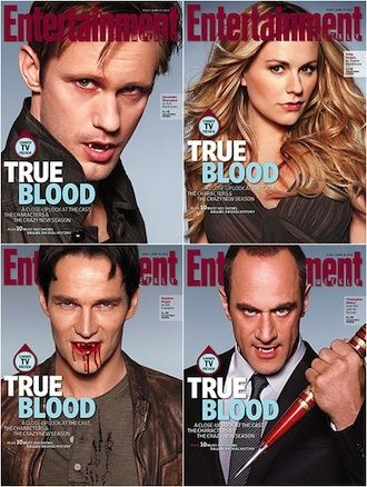 Love Chris Meloni!Blood Awesome, True Blood, Entertainment Weeks, Weeks Covers, Trueblood, Blood Entertainment, Entertainment Weekly, Blood Covers, Magazines Covers