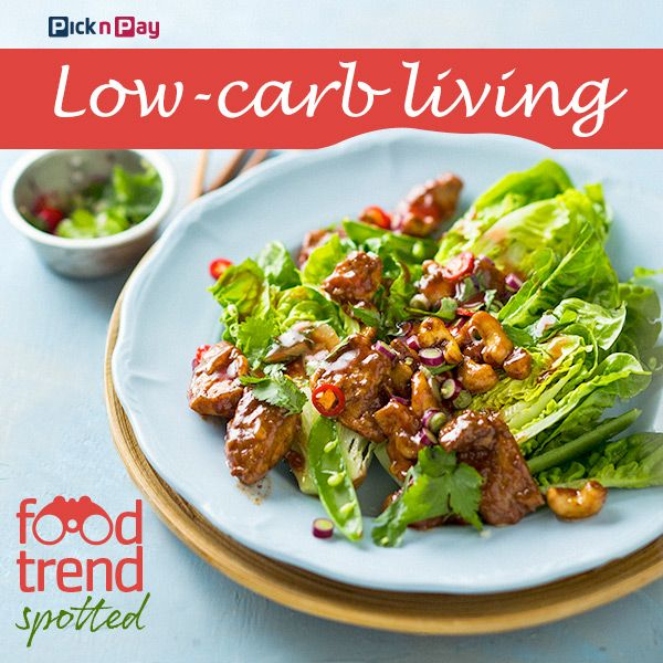 Low-carb diets are all the rage right now.  If you are curbing your carbs, here's a tasty recipe to add to your menu!  #PnP #freshliving