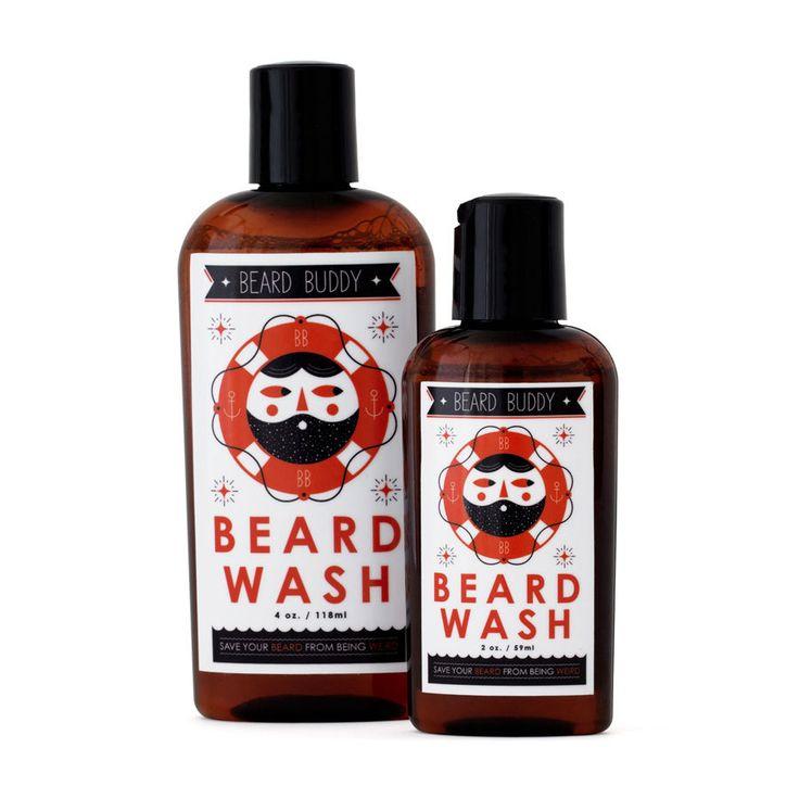 BEARD BUDDIES Beard Wash
