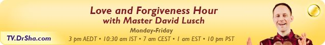"""Join the Chanting Channel """"Love & Forgiveness Hour"""" with Master David Lusch 10am EST. http://tv.drsha.com/nav.action?static=&pg=how#.U3QVtF6o9G4"""