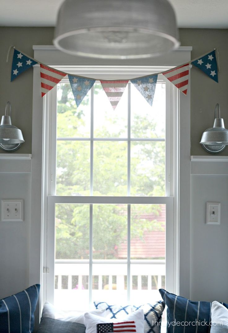 Quick and Easy (and Adorable) Fourth Ideas!