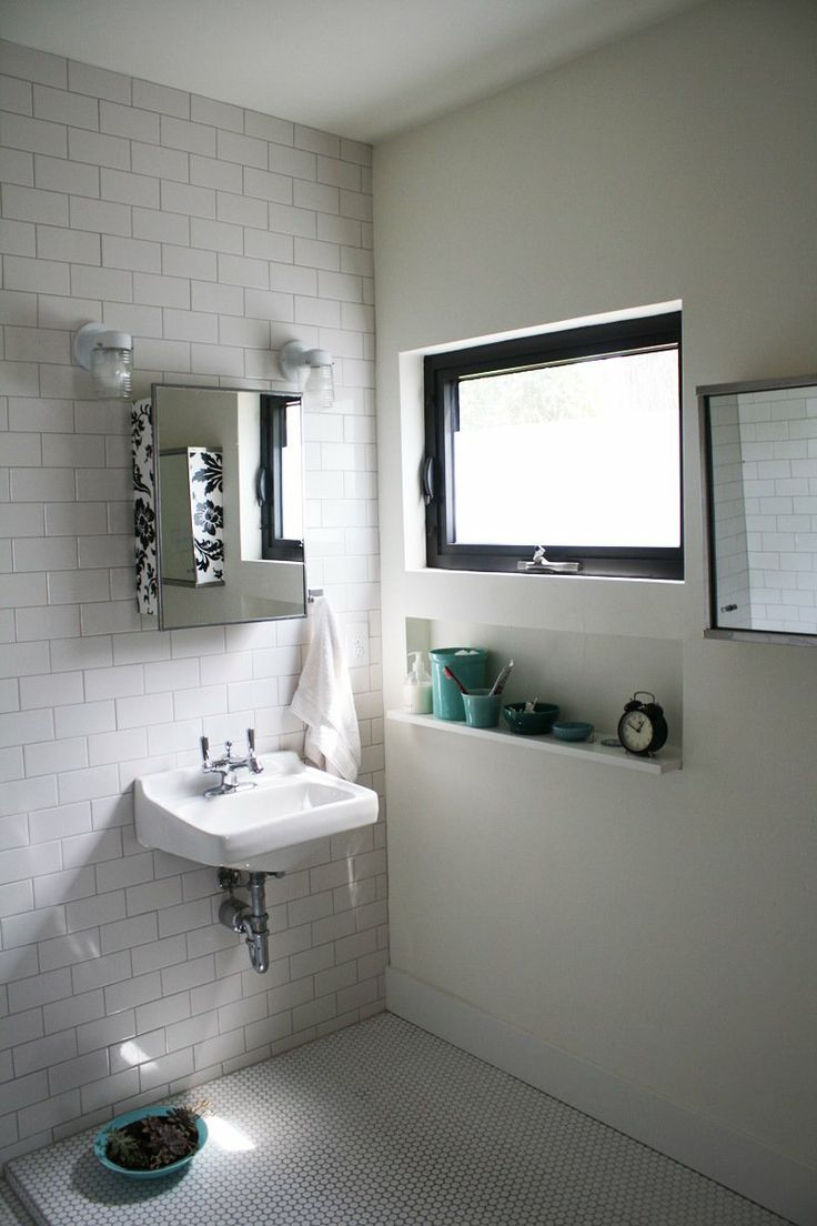 Modern gold and brass fixtures for the bathroom apartment therapy - Lonanne S Vintage And Modern Texas Charmer House Tour