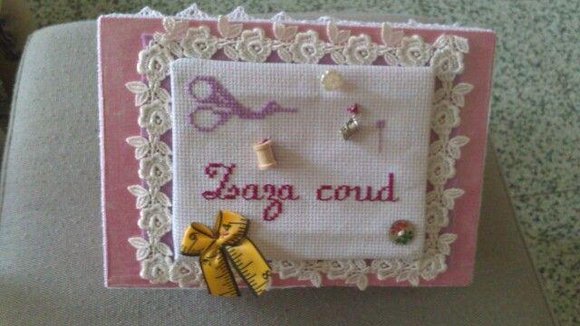 Cadeau pour Zaza (10ans) - 2015