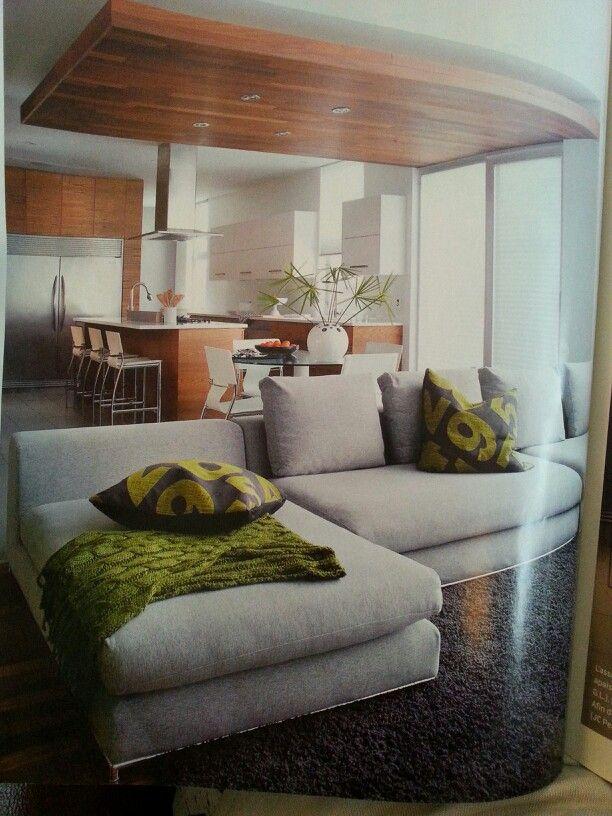retomb e de plafond conseils d co pinterest salons and decoration. Black Bedroom Furniture Sets. Home Design Ideas