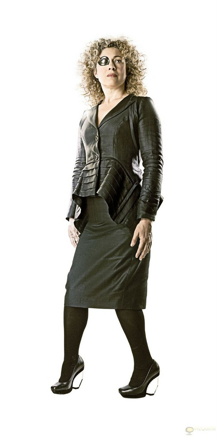 The Wedding of River Song - outfit!