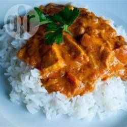 Slow cooker butter chicken @ allrecipes.co.uk