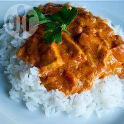 Slow cooker butter chicken @ allrecipes.co.uk