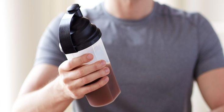 спортивное питание после тренировки для похудения