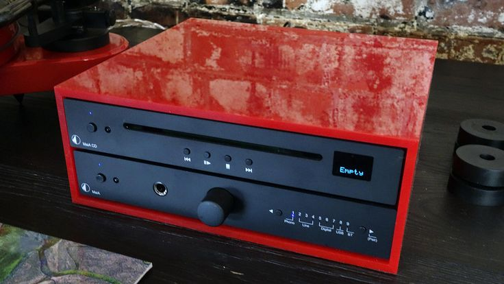 Pro-Ject Audio's tiny, affordable components wow the Audiophiliac - CNET