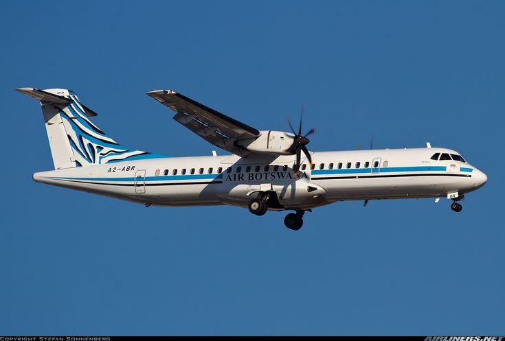 Air Botswana A2-ABR ATR ATR-72-500 (ATR-72-212A) aircraft picture