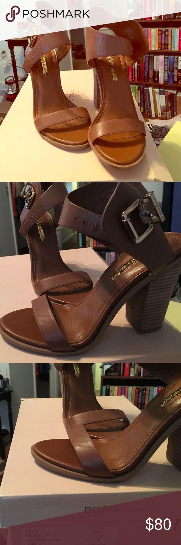 Selling this BCBG Sandal 🚫Exchange ✅counter offer. on Poshmark! My username is: oheneba. #shopmycloset #poshmark #fashion #shopping #style #forsale #BCBGeneration #Shoes