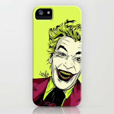 Joker On You 2 iPhone & iPod Case by Vee Ladwa - $35.00