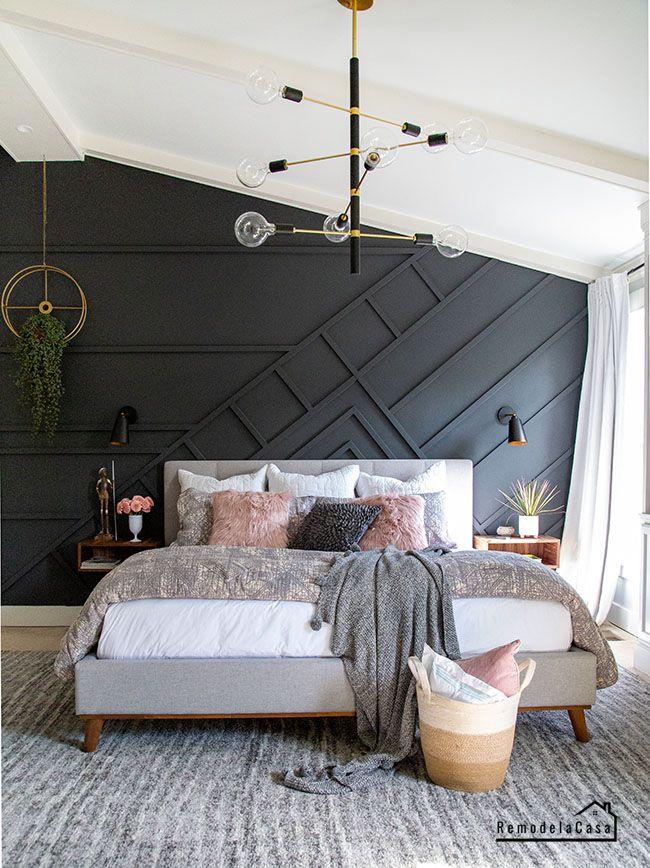 A Mid Century Modern Master Bedroom Reveal Modern Master Bedroom Mid Century Modern Master Bedroom Mid Century Modern Bedroom