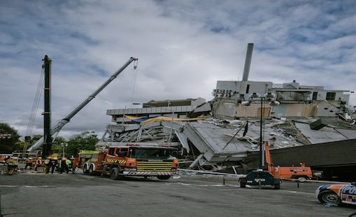 INFO SHEET: Canterbury earthquakes