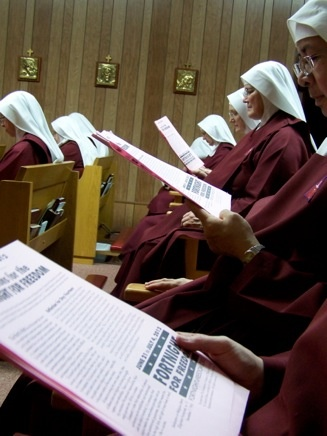 Handmaids of the Precious Blood: Now