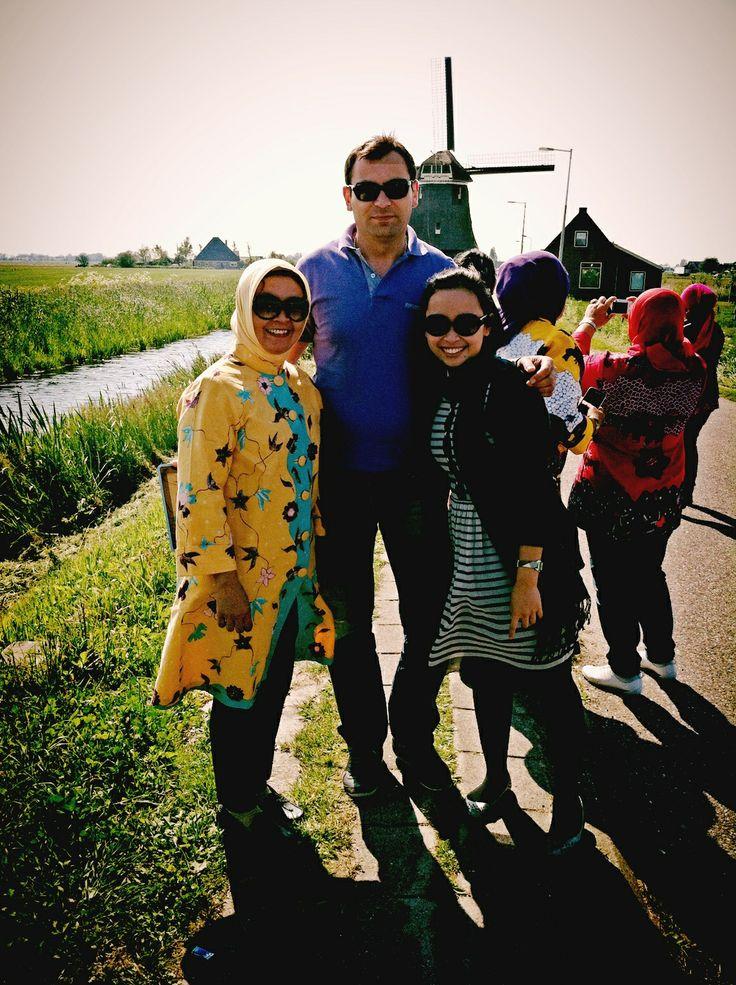Dress & Top Batik