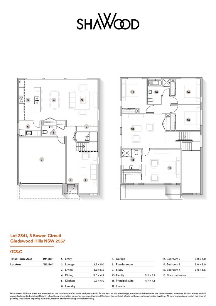 216 Best DESIGN : Floor Plans Images On Pinterest   House Floor Plans,  Design Floor Plans And Home Design