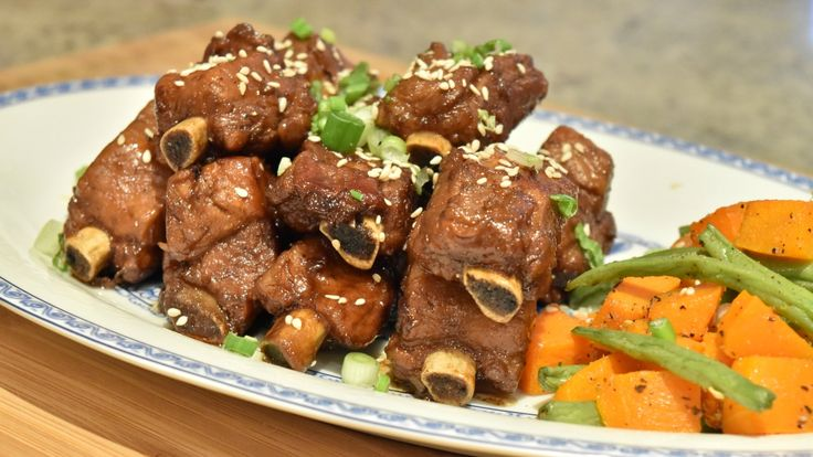 Sweet & Sour Pork Ribs | John Denigs