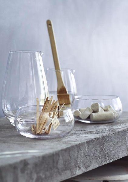 Via NordicDays.nl | New IKEA Viktigt Collection | Minimal Glass