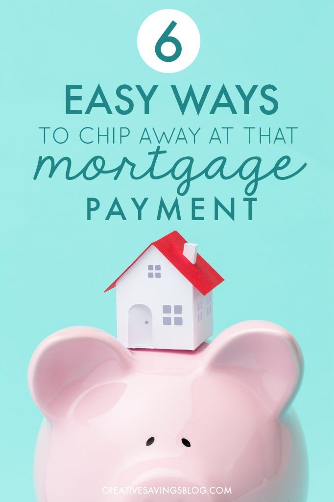 It's incredibly overwhelming to look at the thousands of dollars still owed on your home and wonder how you'll ever whittle it down. These 6 ideas significantly reduce your mortgage so you can eliminate your monthly payment entirely!