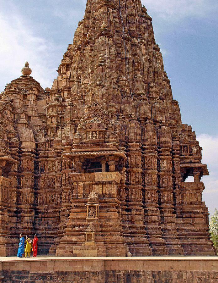 Chitragupta Temple, Khajuraho Madhya Pradesh,India.