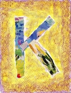Collage inspired by Romare Beardon.