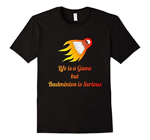 Men's Badminton T-shirt for Men and Youth- weekend badmin... https://www.amazon.com/dp/B01M2AS8U0/ref=cm_sw_r_pi_dp_x_ymFfyb9J84RCF
