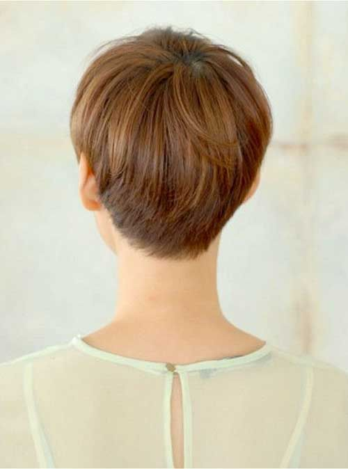 twenty Back of Pixie Haircuts | Haircuts