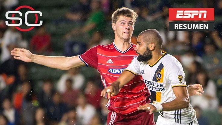 FC Dallas sigue líder de MLS tras vencer al Galaxy - ESPN Deportes
