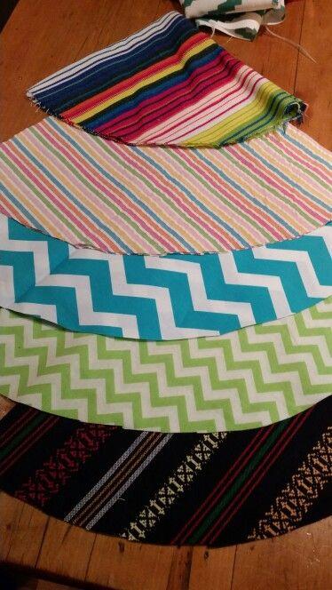 New fabric, teepee, teepee's chevron colour handmade. kids, big kids, Teepee's Byestelleblu