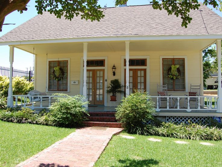 75 best creole cottages images on pinterest | creole cottage