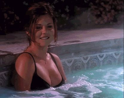 Would Tiffani amber thiessen sex more