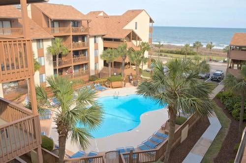 Anchorage I C07 Myrtle Beach (Florida) Located 800 metres from Myrtle Beach Boardwalk and 2 km from Myrtle Beach Convention Center, Anchorage I C07 offers accommodation in Myrtle Beach. Guests benefit from terrace and an outdoor pool.  Towels and bed linen are offered in this apartment.