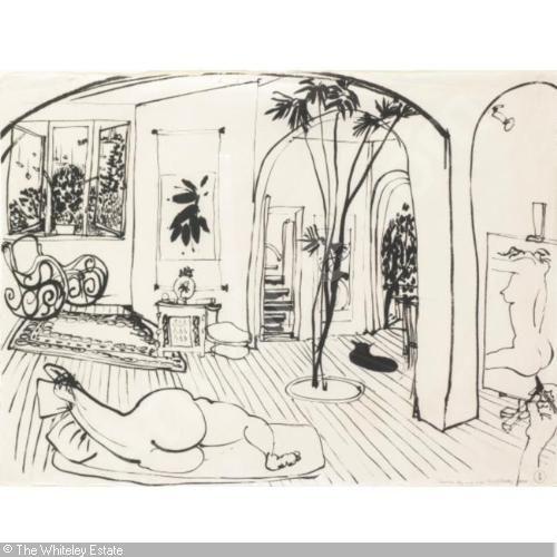 whiteley-brett-1939-1992-austr-lavendar-bay-interior-