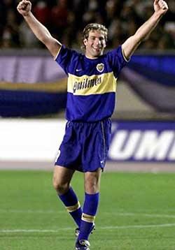 Intercontinental - Martin Palermo - El goleador más grande de todos