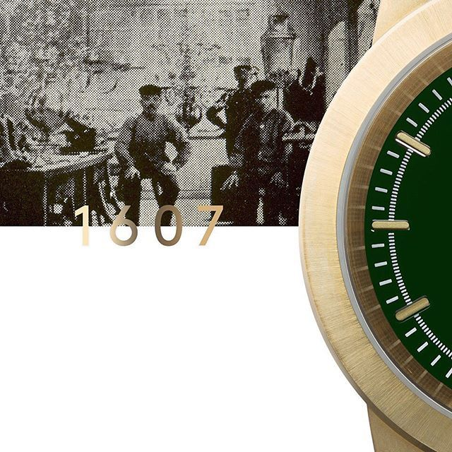 A cooperation between classic heritage and contemporary design, launch in 2 days!