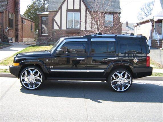 jeep commander custom i jeep it pinterest jeep. Black Bedroom Furniture Sets. Home Design Ideas