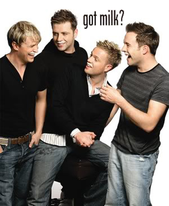 Westlife - my irish boys <3