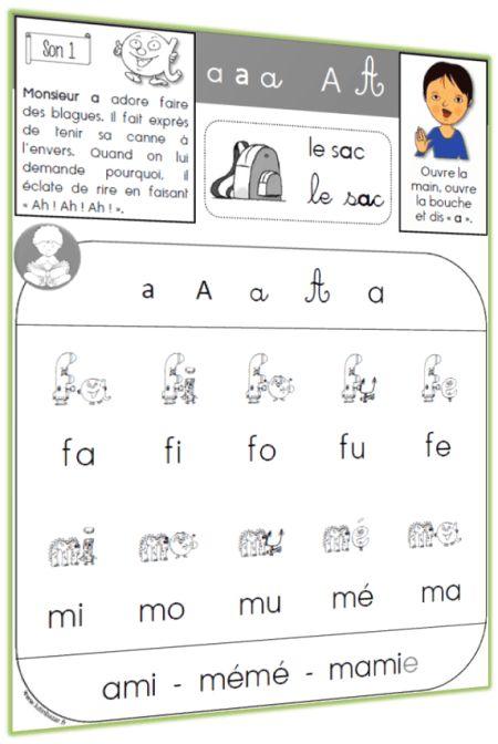 Voici les fiches de sons que j'ai conçues pour accompagner le manuel Taoki. Dans la méthode, l'étude de chaque son est découpée en 2 jours.Je donne à lire la fiche de son à la maison le soir du 1er jour.Le soir du 2ème jour, mes élèves emportent le manuel à la maison et relisent donc […]