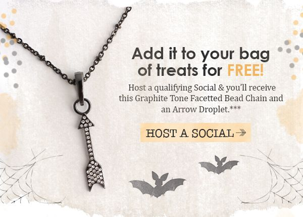 South Hill Designs Host a Socia and get this FREE arrow dropletl
