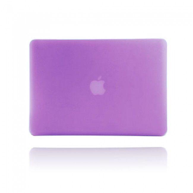 Hard Shell (Violetti) Macbook Pro 13.3 Suojakuori - http://lux-case.fi/macbook-suojakotelot.html