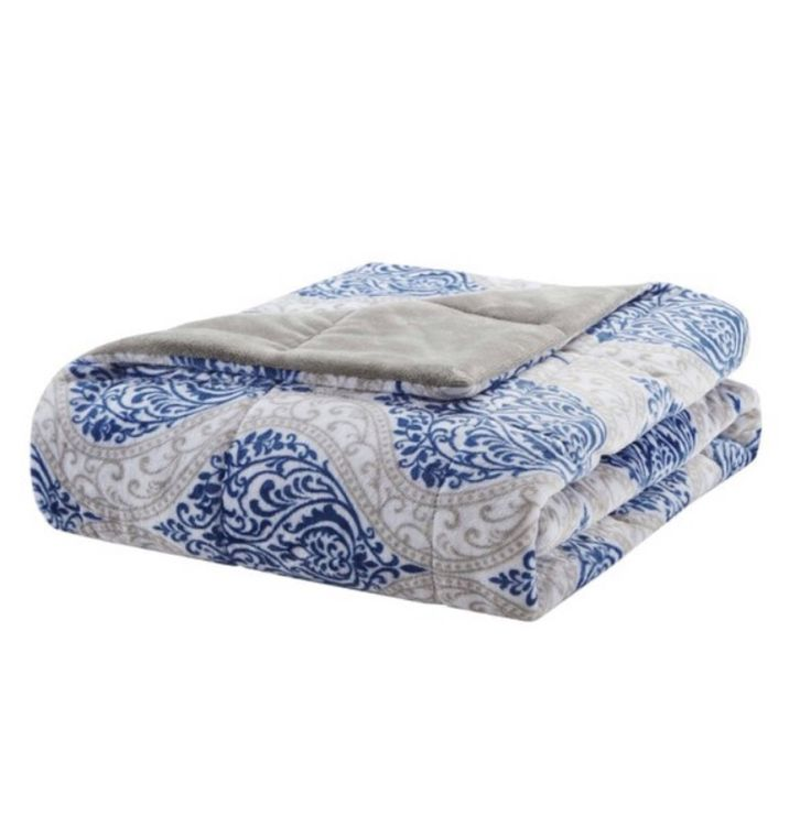 """Adult Weighted Blanket-(60""""x70"""") Indigo Weighted Blanket for Adult, Teen, Anxiety, PTSD, Insomnia, Autism, Aspergers, by WeightedBlankets17 on Etsy https://www.etsy.com/listing/537096534/adult-weighted-blanket-60x70-indigo"""