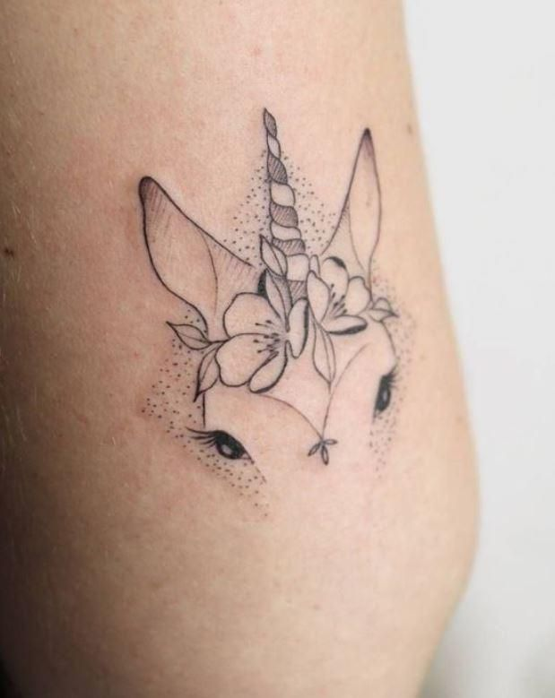 Mythische Tattoo-Ideen für Fantasy-Fiction-Fans