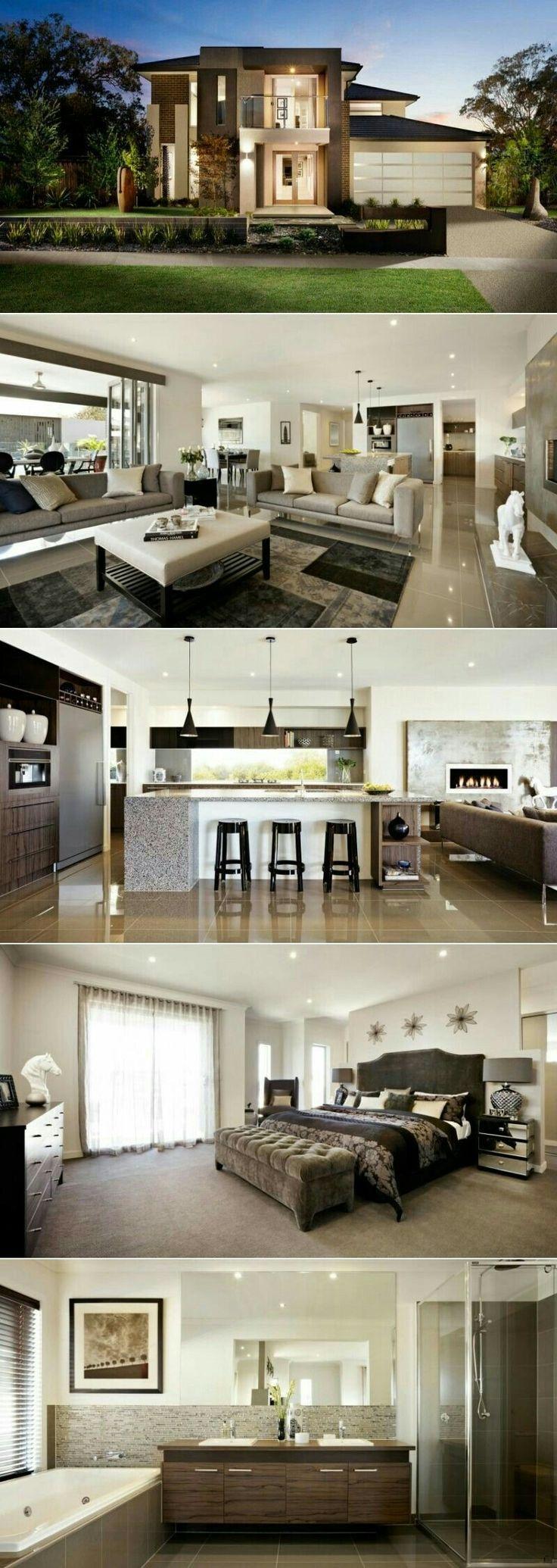 1387 besten dream home designs Bilder auf Pinterest | Moderne häuser ...