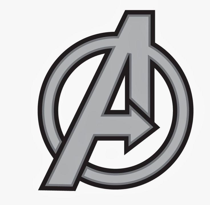 Símbolos de los Vengadores.
