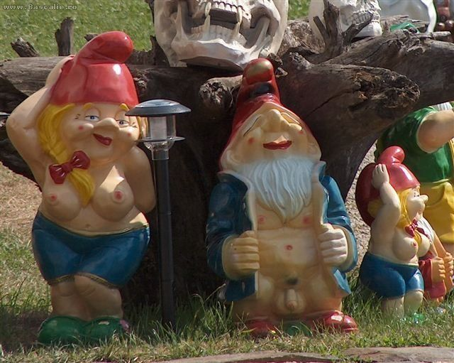 387 best Gnomes images on Pinterest Fairies garden Gnome garden