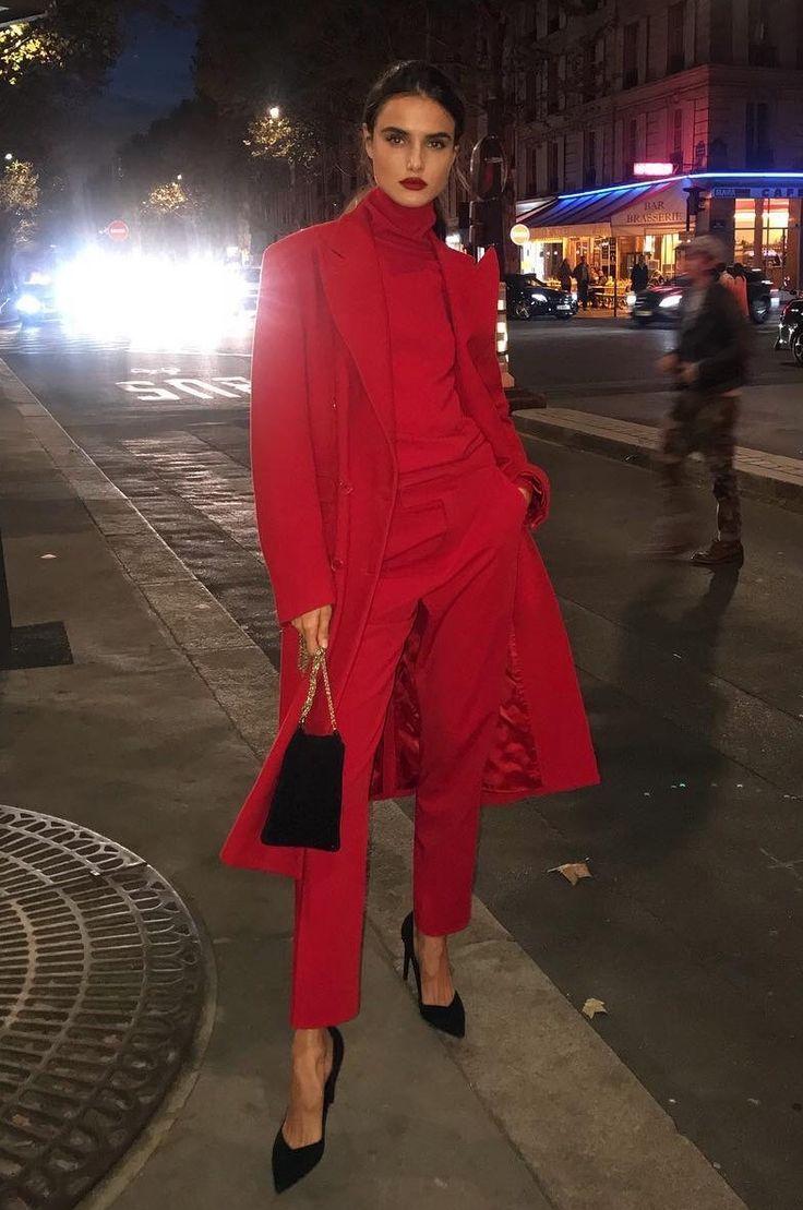 cover me in red!   #fashion #style #reddrip #stunning #stuntonthem 3