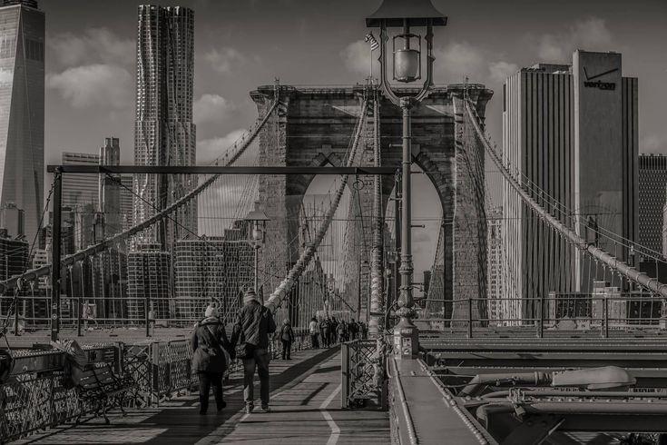 Brooklyn bridge by Rui O. Costa | GuruShots