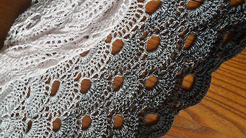 Shawl, Crochet shawl and Crochet on Pinterest