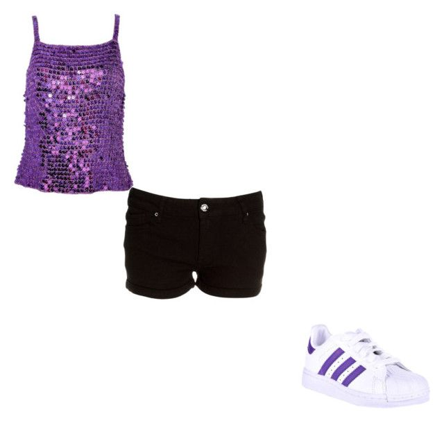 """#378"" by aureeliet on Polyvore featuring adidas"
